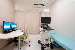 診察室2(超音波検査室)